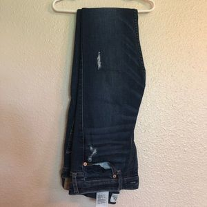 Size 6 Abercrombie and Fitch super skinny jean